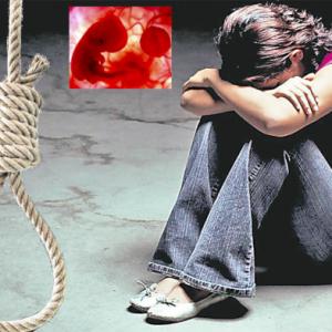 El «Síndrome Post-Aborto» dispara Intentos de Suicidio
