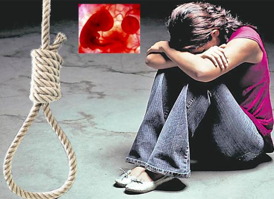 El «Sindrome Post-Aborto» dispara Intentos de Suicidio