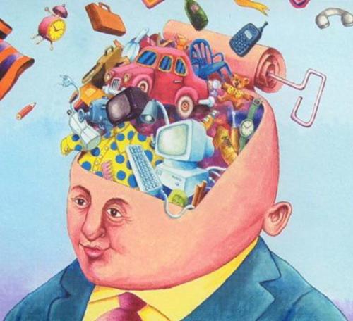 El Consumismo Agudiza la Difusion de la Depresion
