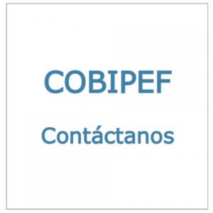 COBIPEF: Contactanos