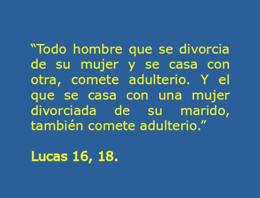 Divorciados y Vueltos a Casar (Civilmente) - Principios Doctrinales del Magisterio