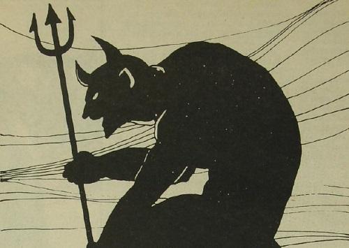 Acerca del diablo (demonio) y Cómo Actúa