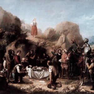Discurso de la Pastora Marcela en El Quijote