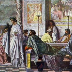 Luces entre las sombras del discurso de Pausanias en El Banquete