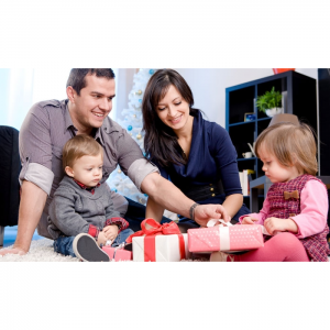 Charla: La Familia como Escuela de Fe y Valores