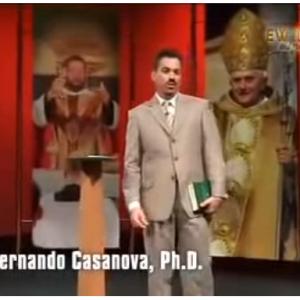 Fernando Casanova: la Eucaristía me trajo del protestantismo a la Iglesia Católica