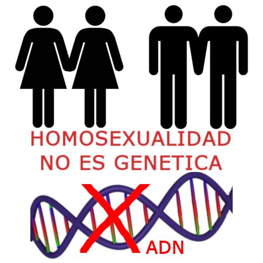 Homosexualidad No es Genetica Ni Biologica