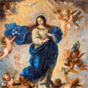 La Inmaculada Concepción de María