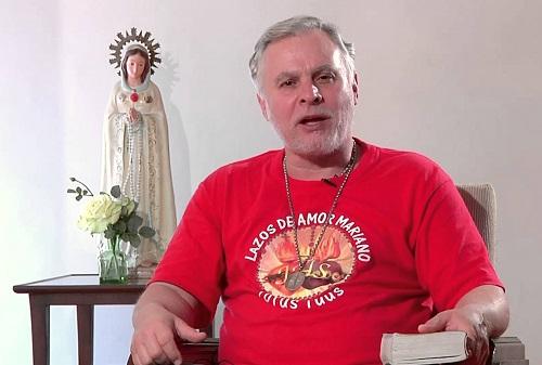 José Rodrigo Jaramillo. Secuestrado, tuvo una visión de Dios, rezó un rosario muy meditado y lo liberaron: ahora evangeliza