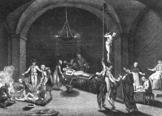 Desenmascarando la Leyenda Negra sobre Inquisicion