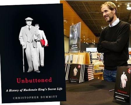 Libro Unbuttoned, de Christopher Dummitt