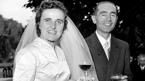 Matrimonio de santa Gianna Beretta y Pietro Molla