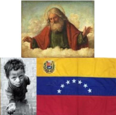 Mira, Señor, con Misericordia a tu pueblo... Venezuela