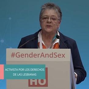 Flexión y Torsión del Sexo y el Género, por Miriam Ben-Shalom