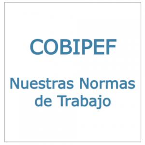 COBIPEF: Nuestras Normas de Trabajo