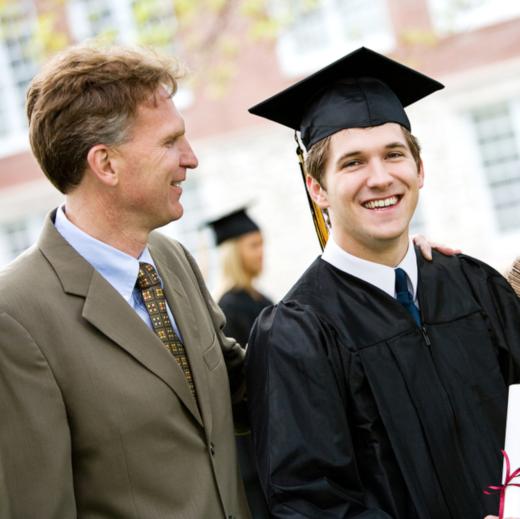 Sentido comun, fe, hacer amigos. Las 10 cosas que tus hijos no aprenderan en la universidad