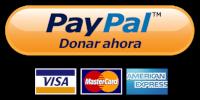 PayPal donar USD