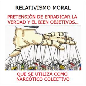 El Relativismo Moral Contemporáneo