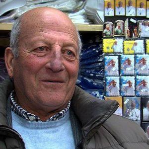 Silvano Gasperini fue animado a casarse por Juan XXIII