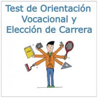 Test de Orientación Vocacional y Elección Carrera