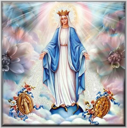 Nuestra Señora Virgen de la Medalla Milagrosa